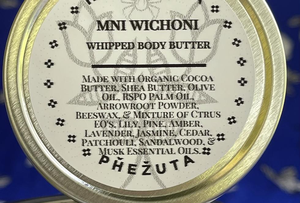 MNI WICHONI Whipped Body Butter