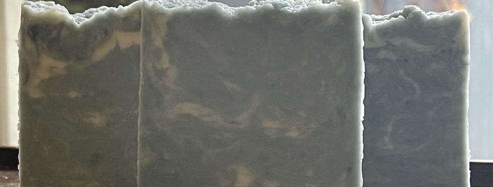 Smoked Cedar Apple Cider Vinegar Shampoo Bar