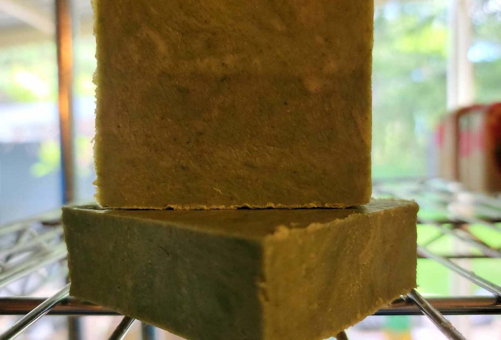 Thick As Fir - Nettle, Rosemary, & Horse Tail Infused ACV Shampoo Bar