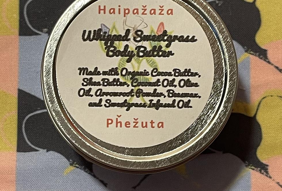 Whipped Sweet Grass Body Butter