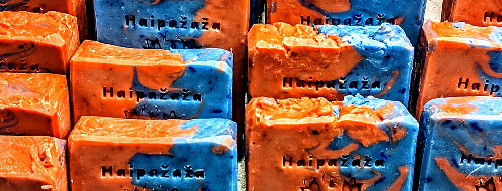 Nag Champa Soap & Shampoo Bar