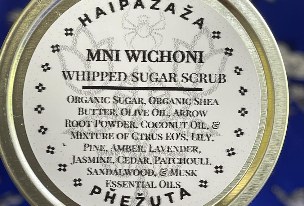 MNI WICHONI Whipped Sugar Scrub