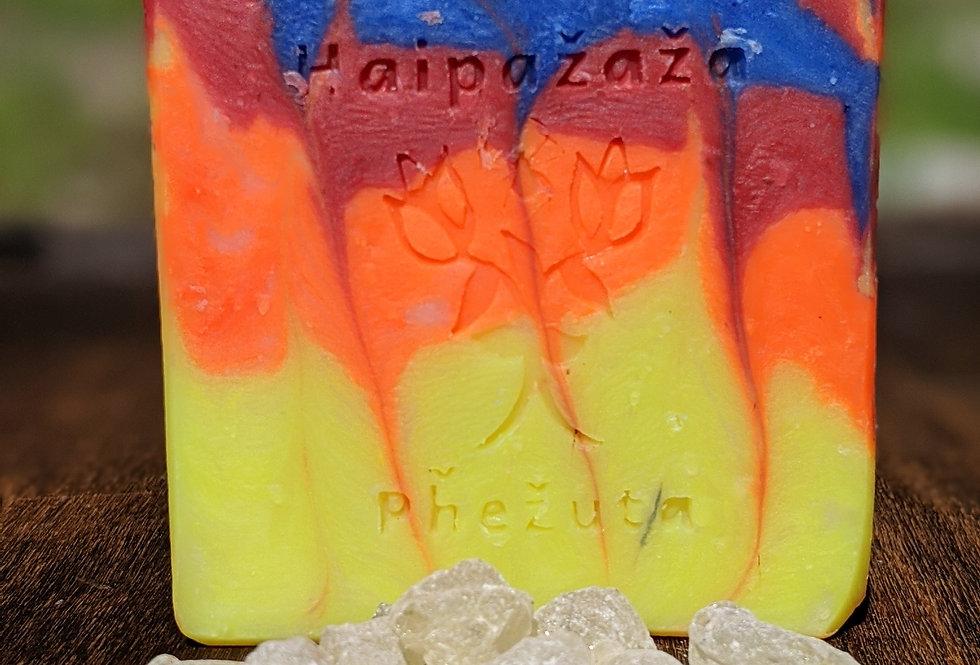 Copal Sunrise Soap & Shampoo Bar