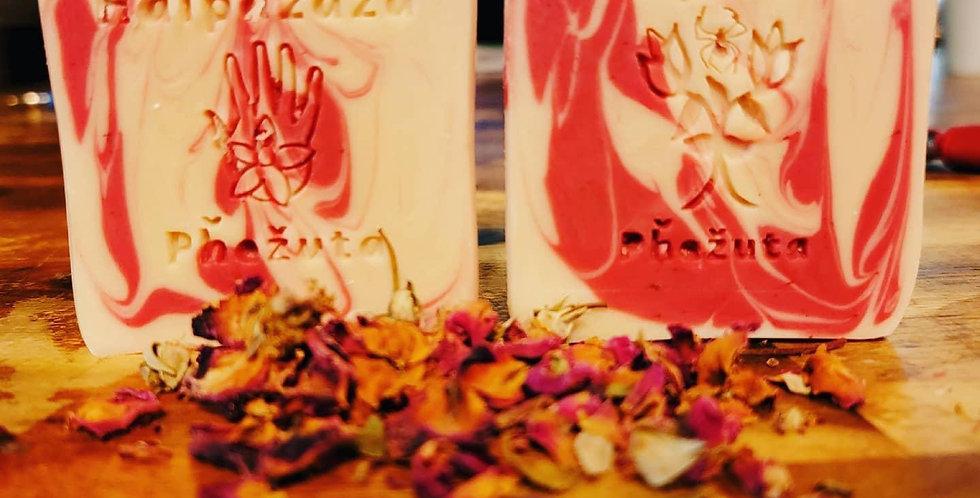 Prairie Rose Soap & Shampoo Bar