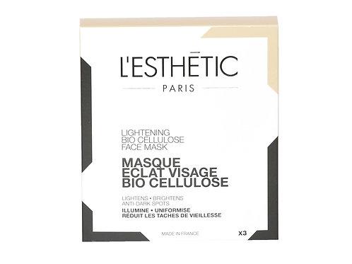 Masque éclat visage bio Cellulose