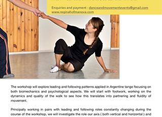 June workshop at Chisenhale Dance Space, London