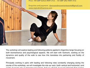 June workshop at Chisenhale Dance Space, London