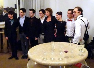 "New stage work ""Apres Rasage"" premieres in Ostrava"
