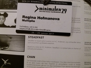 Screening of Steadfast at Minimalen Festival