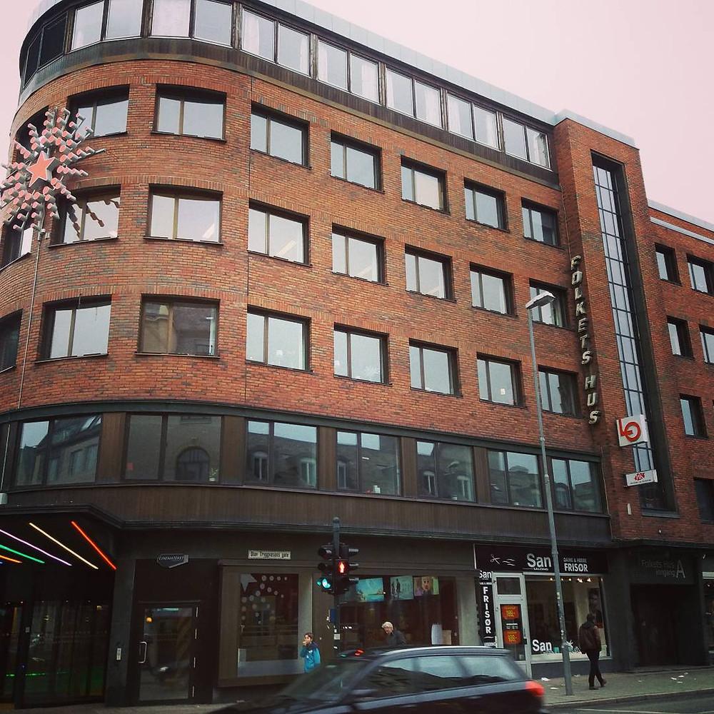 Kino Nova - the festival venue in Trondheim