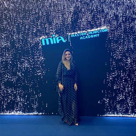 MIA - Master Injector Academy, novembro de 2019.