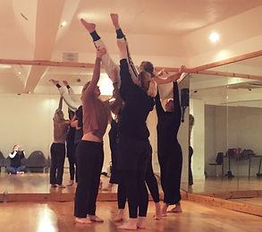 dance rehearsal lift