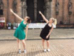dance lichfield festival