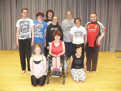 inclusive dance wheechair dance