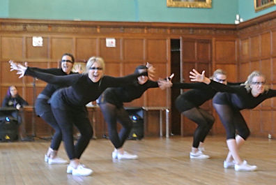 Ingestre Hall Door to Door Festival Dance