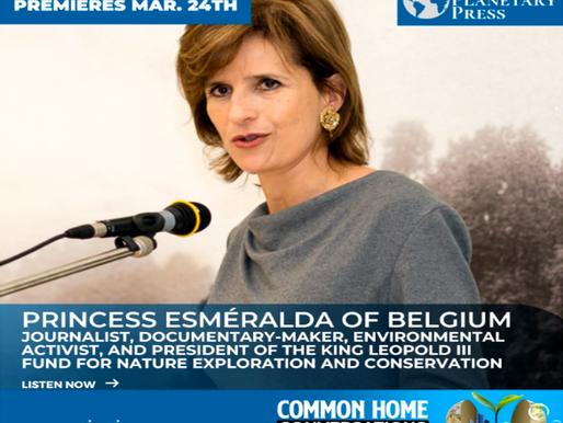 CHC 17th ep. Princess Esméralda of Belgium