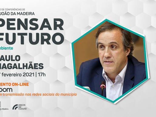 """Pensar Futuro"" with Paulo Magalhães"