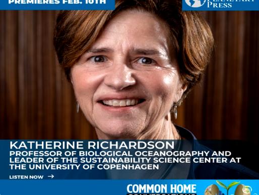 CHC 14th ep. Katherine Richardson