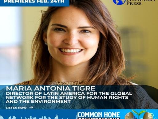 CHC 15th ep. Maria Antonia Tigre