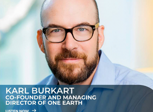 Fifth episode Common Home Conversations with Karl Burkart