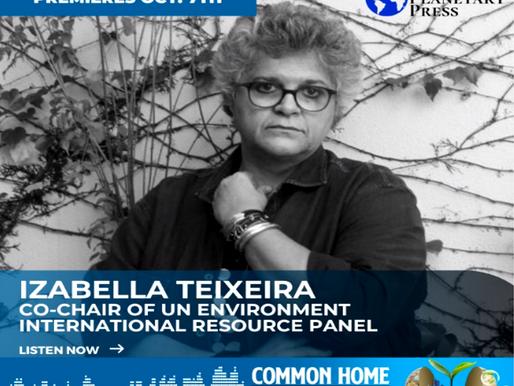 CHC 3th ep. Izabella Teixeira