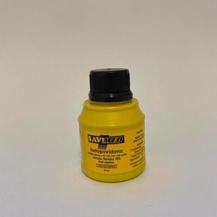 Iodopovidona betadine 50 ml (procurar na loja)