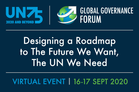 CHH at UN75 Global Governance Forum