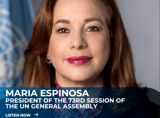 Second episode Common Home Conversations with Maria Fernanda Espinosa
