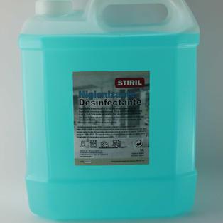 Desinfetante superfície 5Lt (procurar na loja)