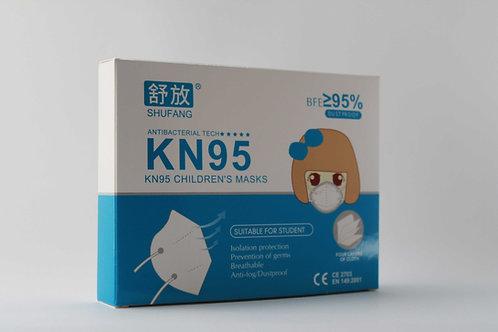 Máscara KN95 para criança