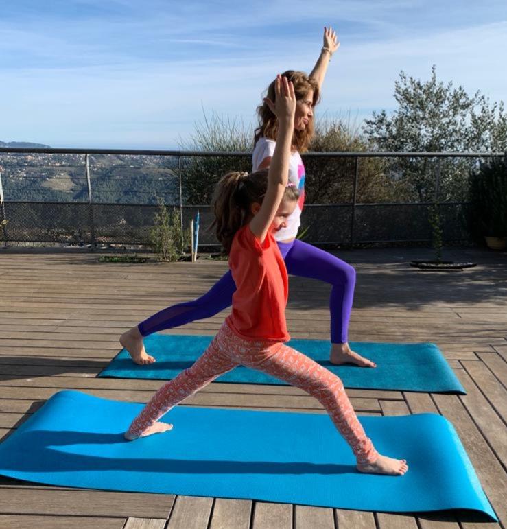 Cours de yoga parents/enfants