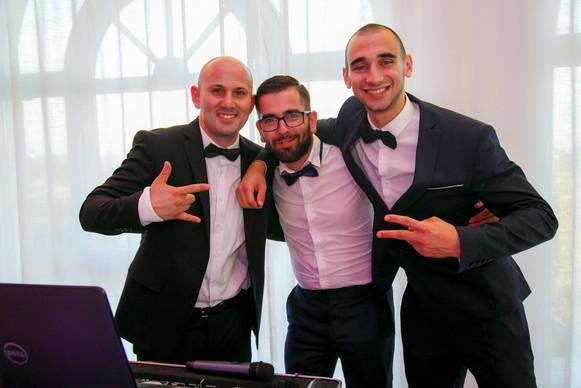 DJ TseTso, DJ Deni & DJ Aivan