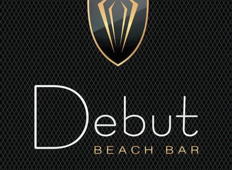 "Beach bar ""Debut"" - предстоящо откриване"