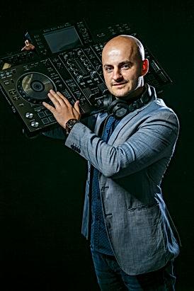 DJ и водещ за сватба във Варна - DJ Borko Борислав Богданов