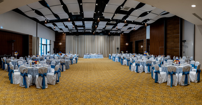 Paradise Blue сватбена зала