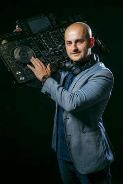 DJ и водещ за сватба и парти във Варна - DJ Borko Борислав Богданов