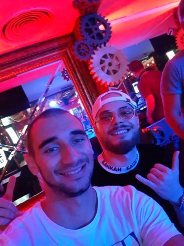 DJ Aivan & Boro 1ви