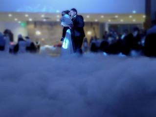 Голяма красива сватба.