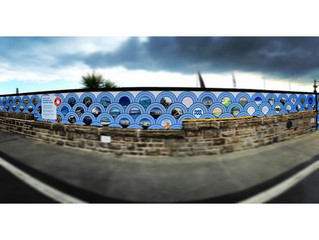 Jubilee Pool Hoarding signage