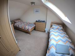 House twin room