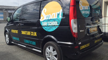 Smart Graphics for Smart surf school