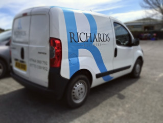 'R' is for Richards Builders