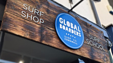 Global Boarders new shop