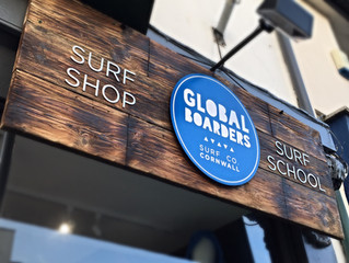 Global Boarders new shop