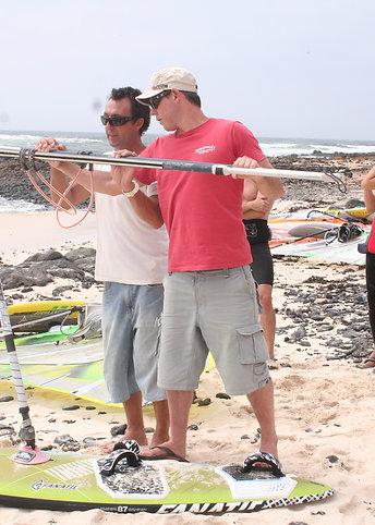 Fuerteventura 2017 inclusive wave clinic