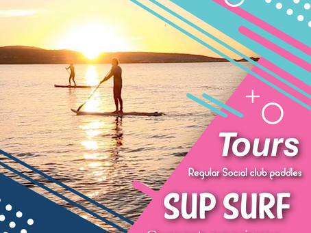 What's your SUP tipple?