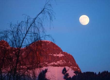 La Lune et nous