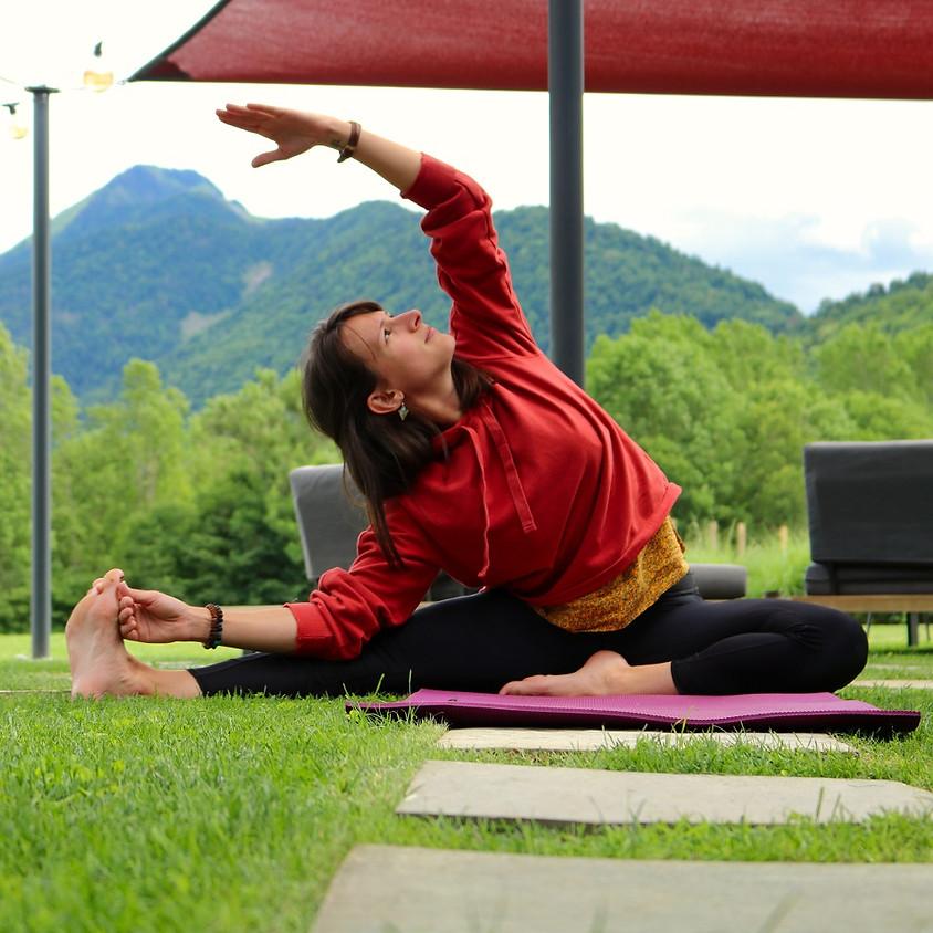 Cours Yoga DIMANCHE matin au 4'47