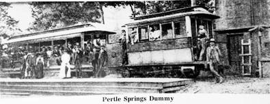 Dummy on Platform