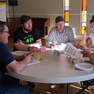 WORKING GROUP MEETING
